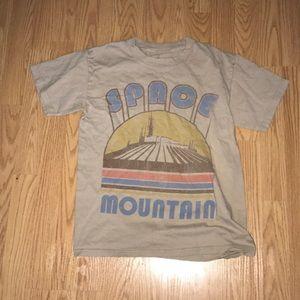 disneyland space mountain shirt